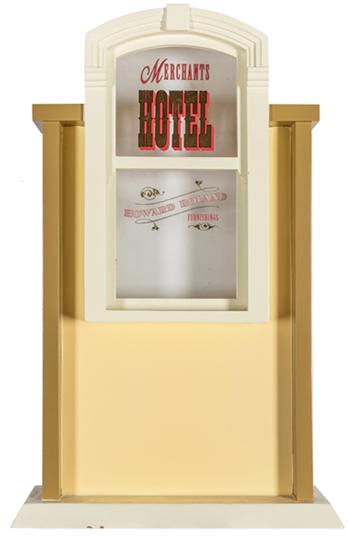 Disney Auction 2 - Merchants Hotel