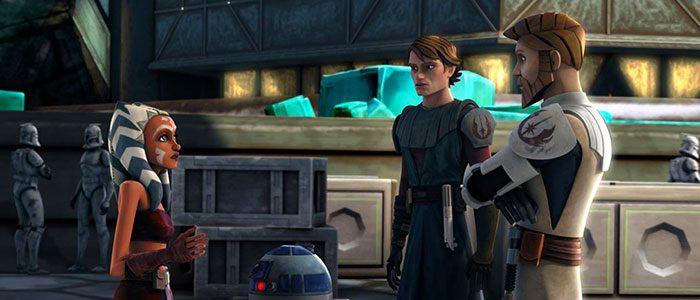 Star Wars: The Clone Wars Returns in February