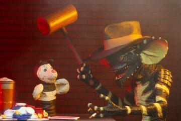 Gremlins Ultimate Flasher Action Figure