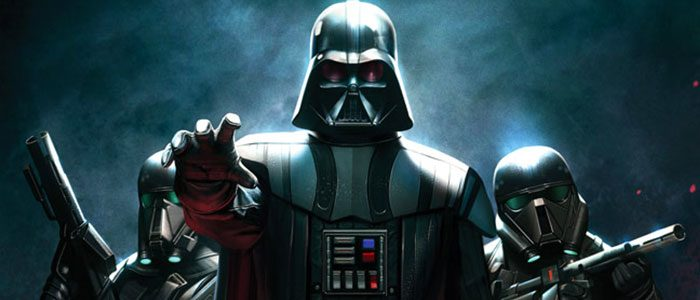 A Preview of Marvel's Star Wars: Darth Vader #1