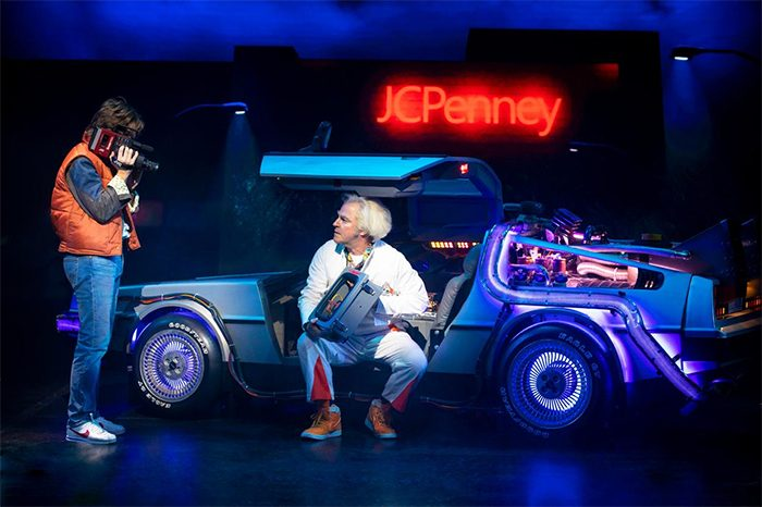 Back to the Future: The Musical Photos