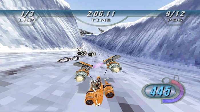 Star Wars: Episode I Racer Re-Release