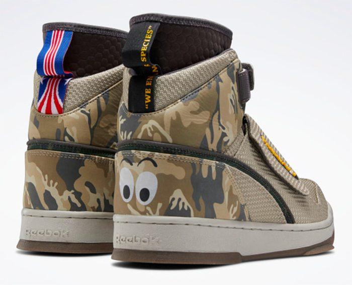 Reebok Aliens Bug Stomper Shoes
