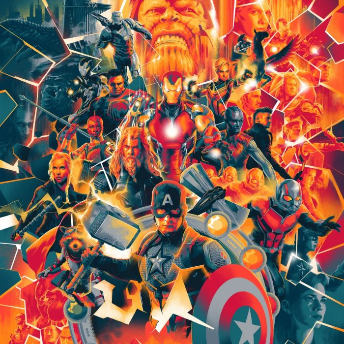 Mondo Avengers Vinyl Soundtracks
