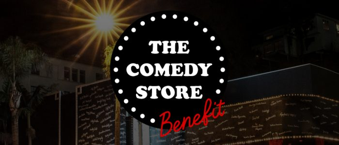 The Comedy Store Benefit