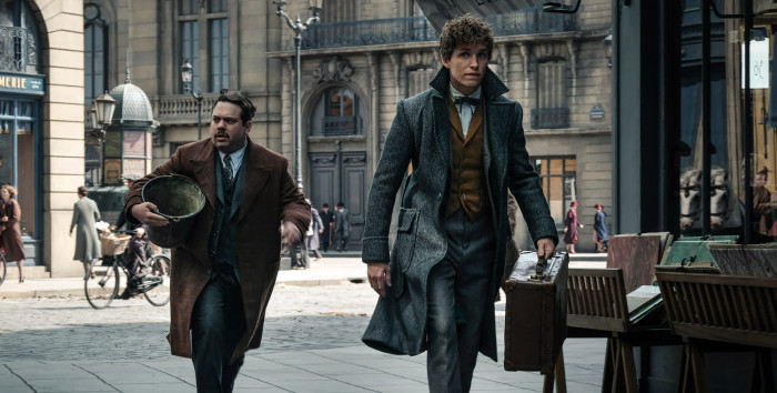 Fantastic Beasts The Crimes of Grindelwald Comic-Con