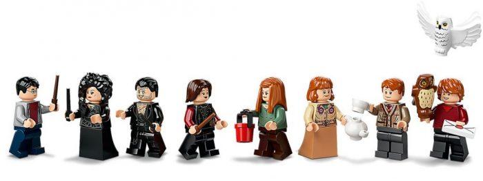 New Harry Potter LEGO Sets - The Burrow