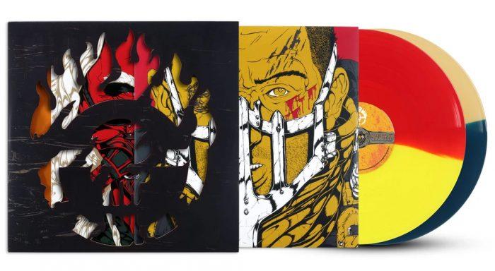 Mad Max: Fury Road Mondo vinyl soundtrack