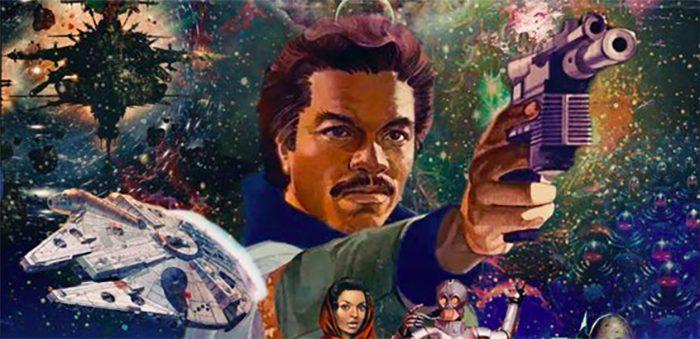 Lando Calrissian Trilogy Posters