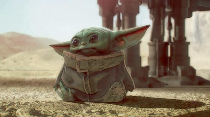 The Mandalorian - Baby Yoda Concept Art