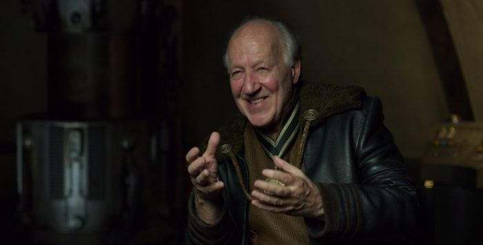 The Mandalorian - Werner Herzog Interview