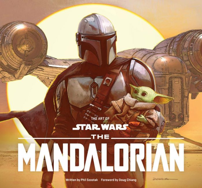 The Mandalorian Books