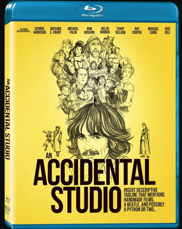 An Accidental Studio Blu-ray