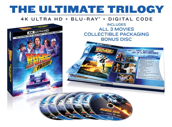 Back to the Future info