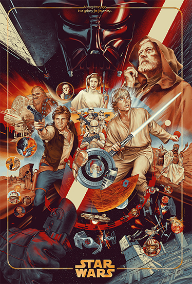 Martin Ansin - Star Wars 1