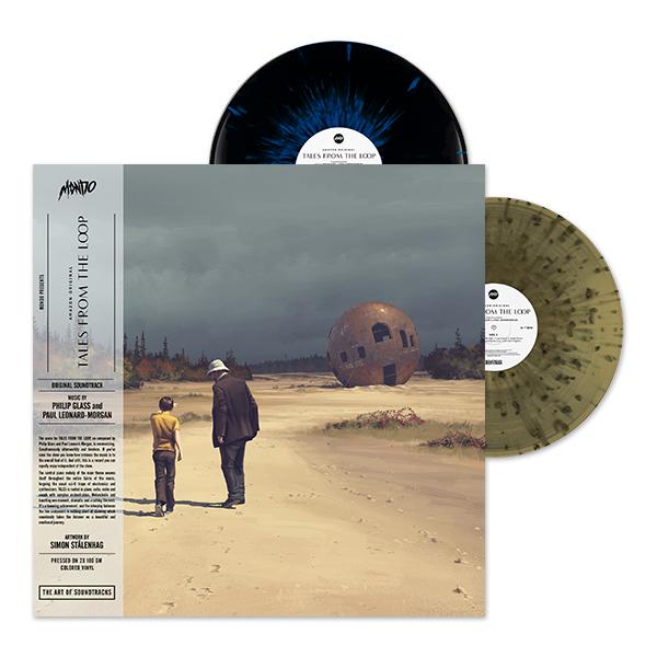 Tales from the Loop vinyl
