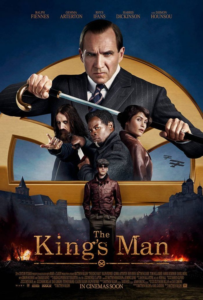 The King's Man poster 1 international