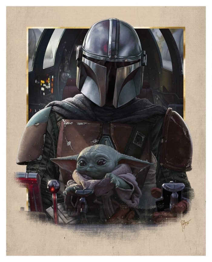 The Mandalorian Clan of Two