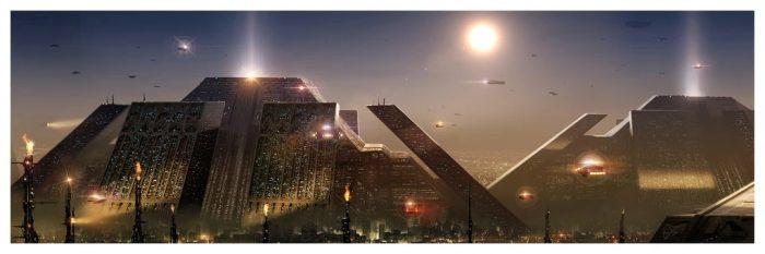 Pablo Olivera Blade Runner Prints