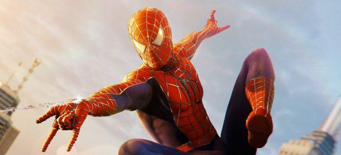 Spider-Man PS4 - Sam Raimi Suit