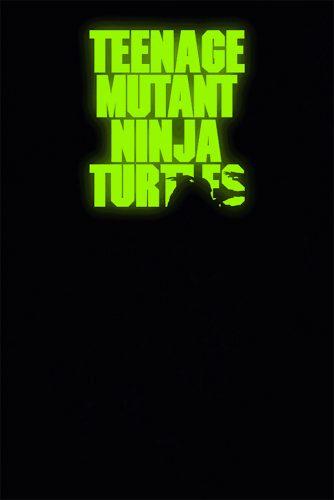 Florey Teenage Mutant Ninja Turtles Poster - Glow Layer