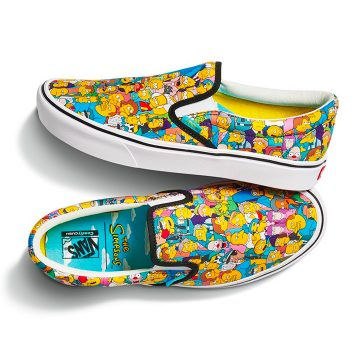 The Simpsons Vans Collection