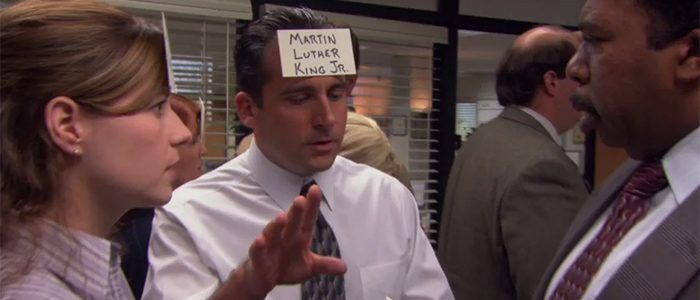 The Office - Diversity Day
