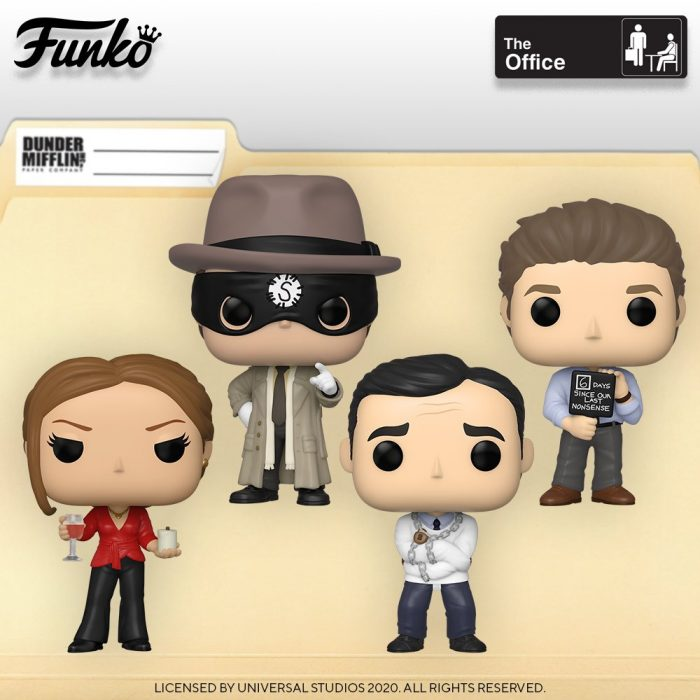 New The Office Funko POPs