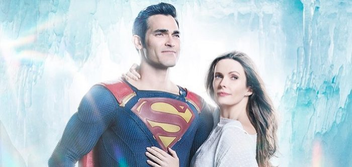 Arrowverse - Superman and Lois Lane