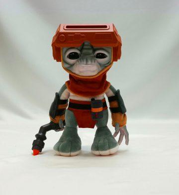 Babu Frik Plush Toy