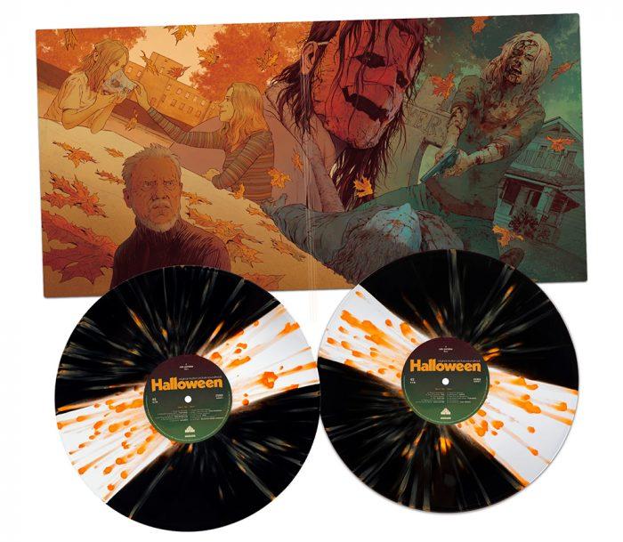 Rob Zombie's Hallowen Vinyl Soundtrack
