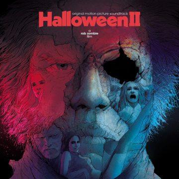 Rob Zombie's Hallowen II Vinyl Soundtrack
