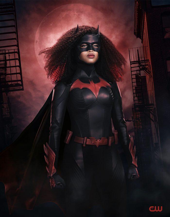 Batwoman suit 2