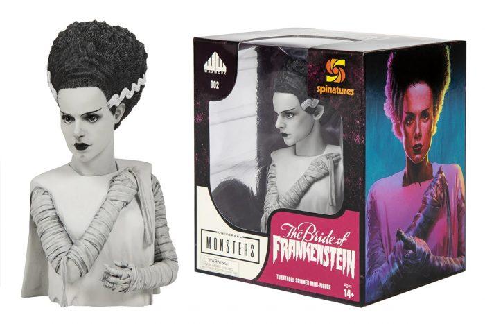 Bride of Frankenstein Spinature