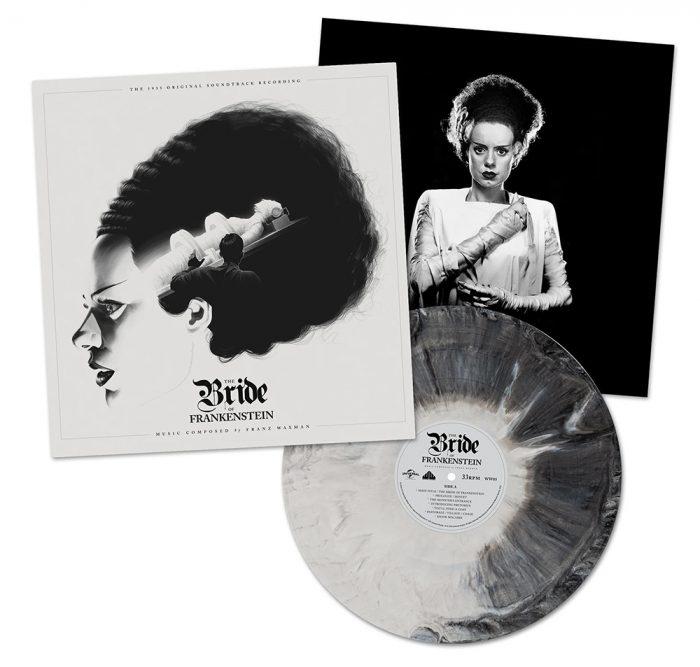 Bride of Frankenstein Vinyl Soundtrack