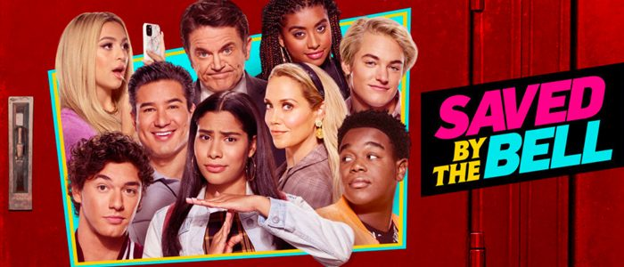 Saved by the Bell trailer new