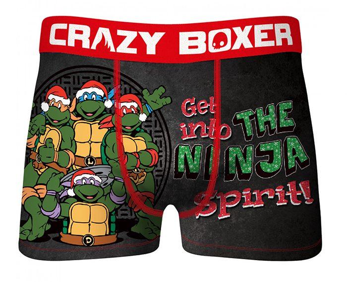 Teenage Mutant Ninja Turtles Boxers
