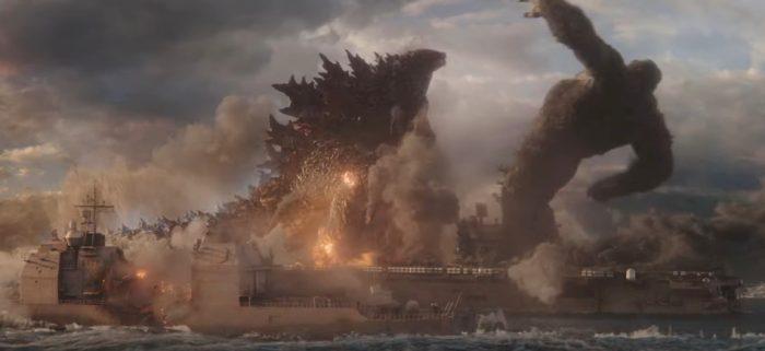 Godzilla vs. Kong Japanese Trailer