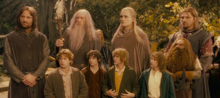 Lord of the Rings: The Fellowship of the Ring Vinyl Soundtrack