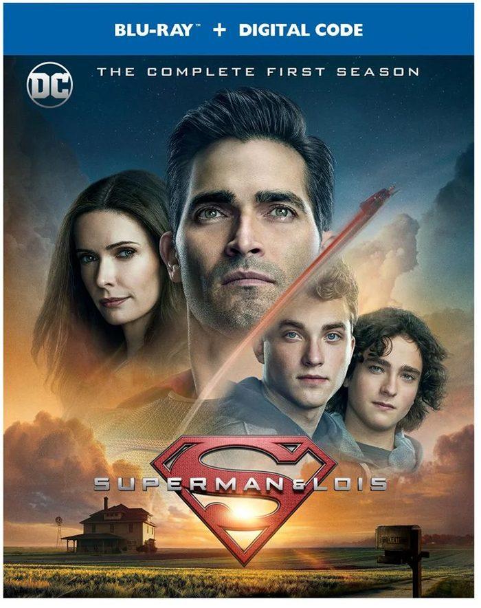 Superman & Lois Season 1 Home Video